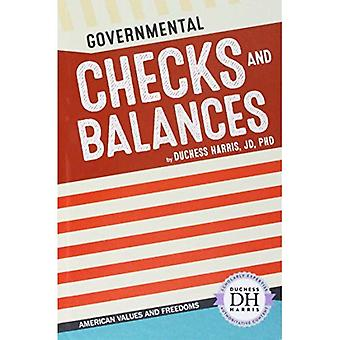 Governmental Checks and Balances (American Values and Freedoms)