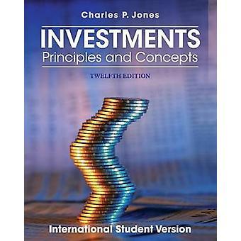 Investments 12e Isv by Jones & Gary