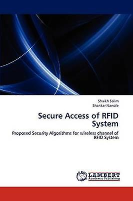 Secure Access of Rfid System by Salim & Shaikh