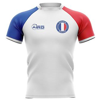 2019-2020 France Flag Concept Rugby Shirt