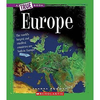 Europe by Sandra Newman - 9780531218297 Book