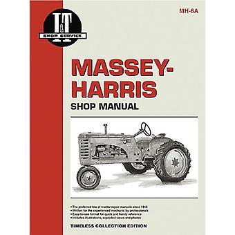 Massey Ferguson Shop Manual Model 16 Pacer by Penton - 9780872885561