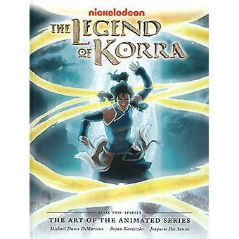 The Legend of Korra - The Art of the Animated Series Book 2 - Spirits b