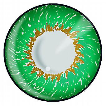 Green  3-Tone Contact Lenses