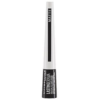 Maybellineed lasting Drama Liquid Eyeliner Matte Charcoal Black