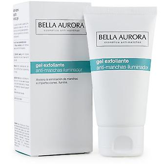 Bella Aurora Anti Stain Exfoliating Gel 75 ml (Cosmétique , Visage , Exfoliants)