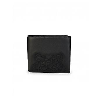 Kenzo Kenzo Embroidered Tiger Bi Fold Wallet