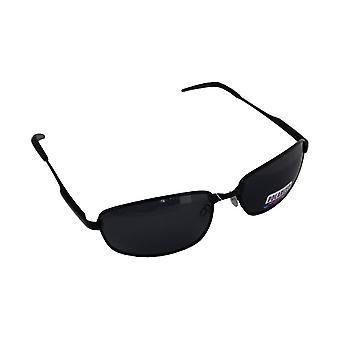 Sonnenbrille Sport Rechteck Polarisierendes Glas schwarz FREE BrillenkokerS305_6
