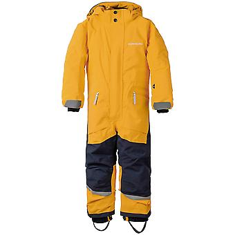 Didriksons Aslan Kids Snowsuit | Oat Yellow