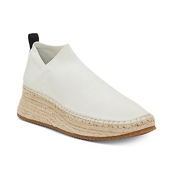 INC International Concepts Womens Walda Fabric Low Top Slip On Fashion Sneakers