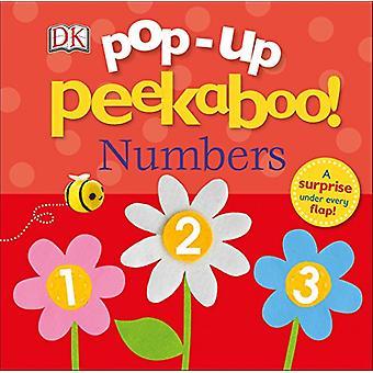 Pop-Up Peekaboo - Numbers by DK - 9781465468406 Book