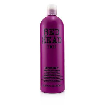 Tigi Bed Head Recharge High-octane Shine Conditioner (for Dull Lifeless Hair) - 750ml/25.36oz