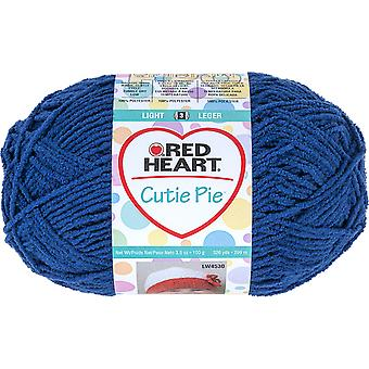 Red Heart Cutie Pie Yarn-Indigo E834-852