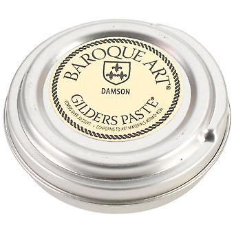 Baroque Art Gilders Paste 1.5 Ounces Damson Gp Dam27