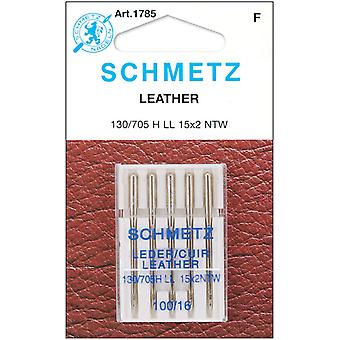 Leather Machine Needles Size 16 100 5 Pkg 1785