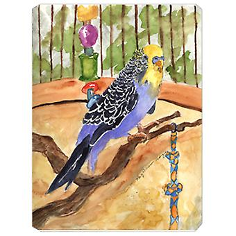 Bird - Budgie Mouse Pad, Hot Pad or Trivet
