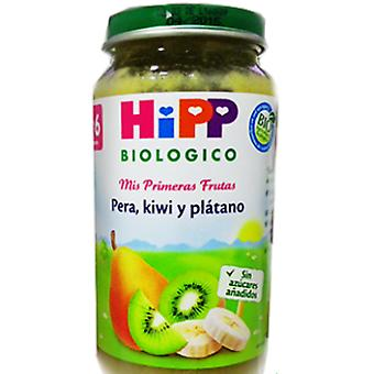 Hipp Pear, kiwi and banana, 250g (Childhood , Healthy diet , Pots)
