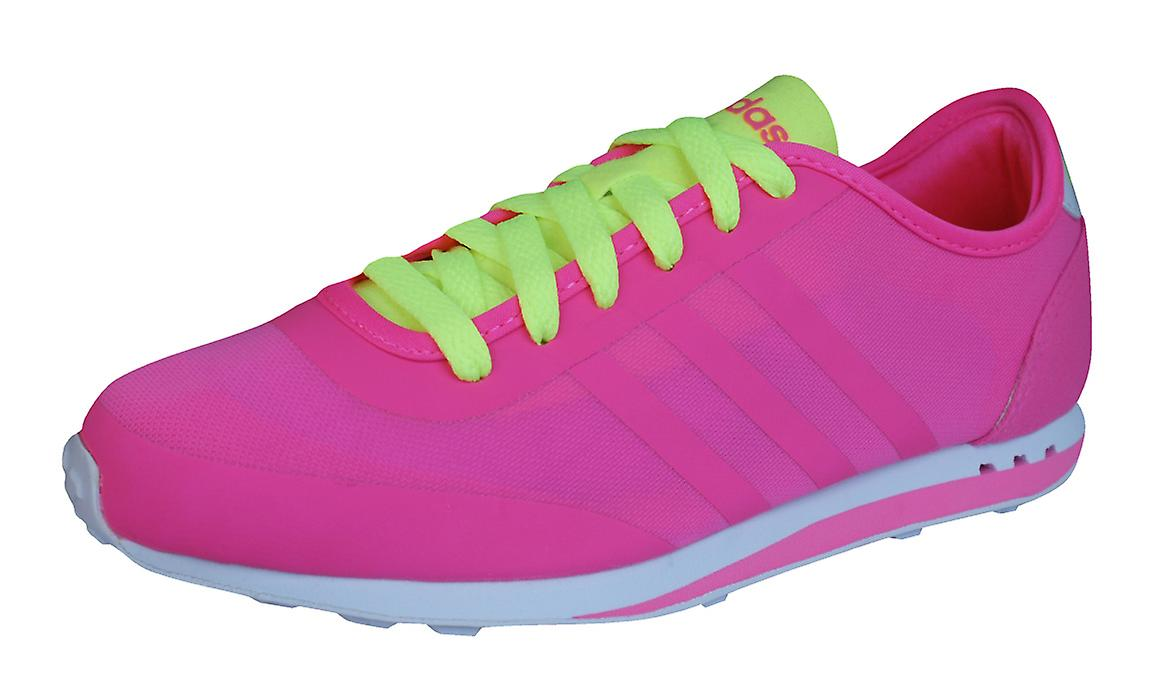 adidas Neo Groove TM Womens Trainers / Shoes - Pink