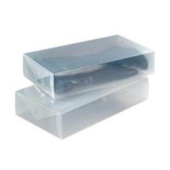 Wenko Storage-Box For Shoes 2 Pcs