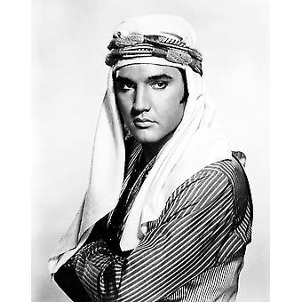 Harum Scarum Elvis Presley 1965 fotoutskrift