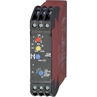 in-case monitoring relay Hiquel ICM 230Vac Thermistor-motor safety relay