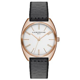 LIEBESKIND BERLIN ladies watch wristwatch leather LT-0027-LQ