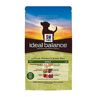 Hill's Ideal Balance Canine Adult With Fresh Chicken And Brown Rice 700g (Pack of 4)
