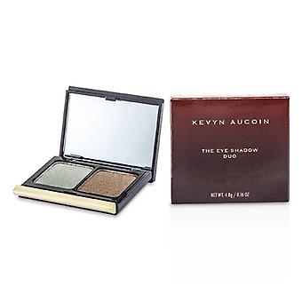 Kevyn Aucoin The Eye Shadow Duo - # 208 Frosted Jade/ Bronzed 4.8g/0.16oz