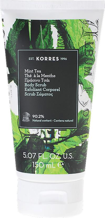 Korres Mint Tea Body Scrub