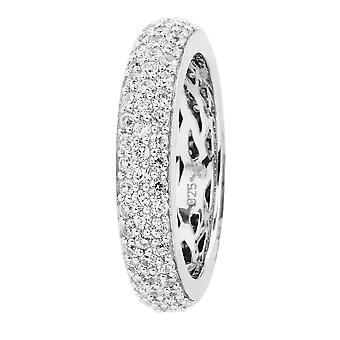 Carlo Monti women´s ring 925 /-sterling silver, JCM5019-121