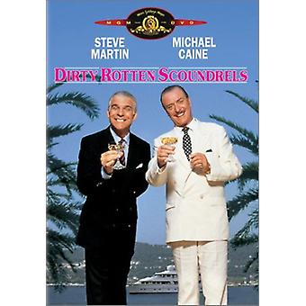 Dirty Rotten Scoundrels [DVD] USA import