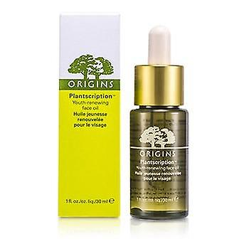Origins Plantscription Youth-Renewing Face Oil - 30ml/1oz
