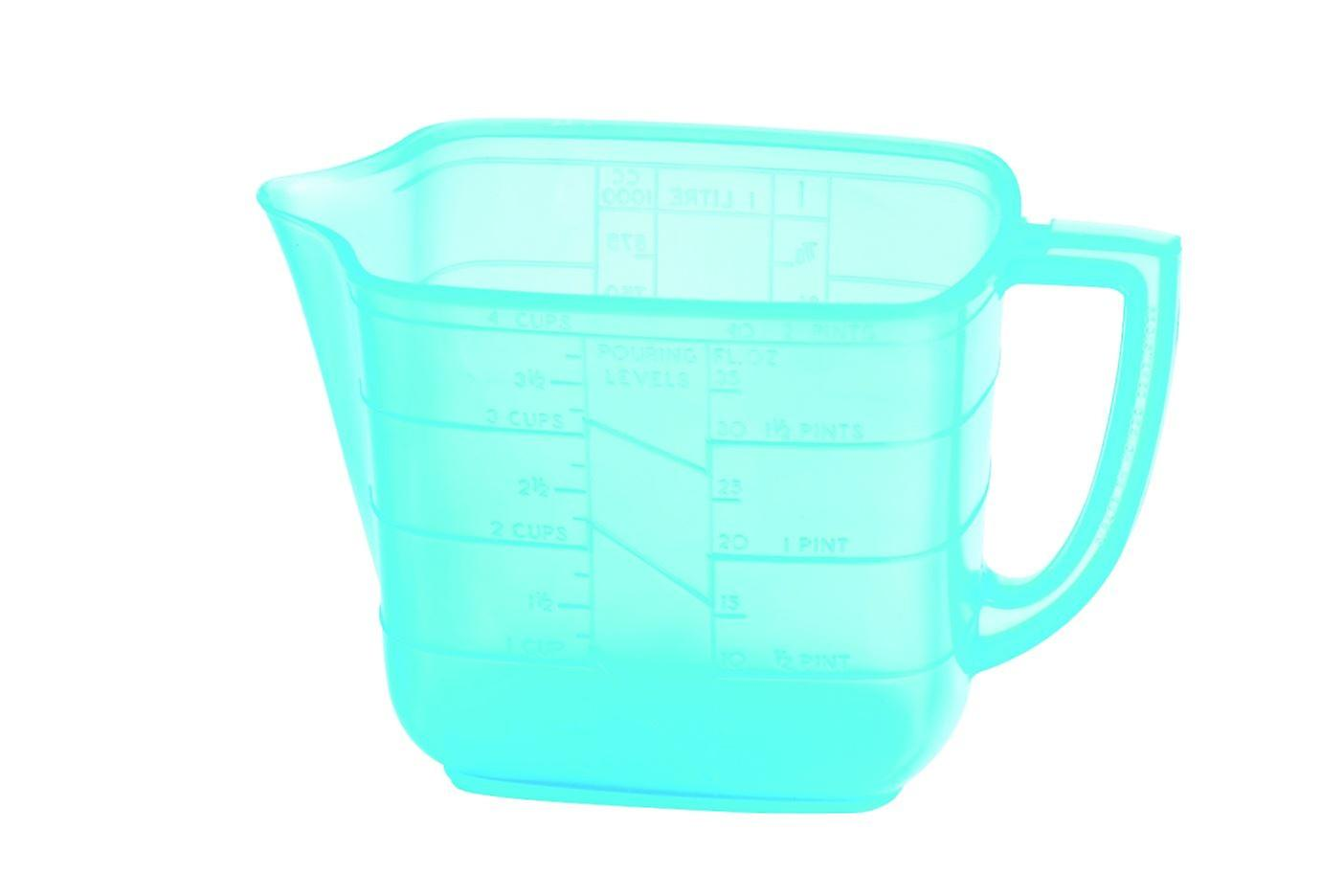 Measuring Jug Blue