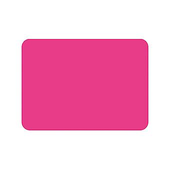 Tuftop 30cm x 22cm Small Worktop Saver, Hot Pink, Textured Finish