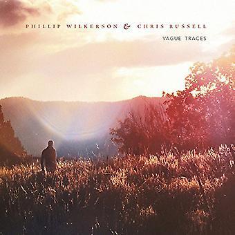 Wilkerson, Phillip / Russell, Chris - vag spor [CD] USA import