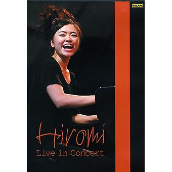 Hiromi - Live in Concert [DVD] USA import