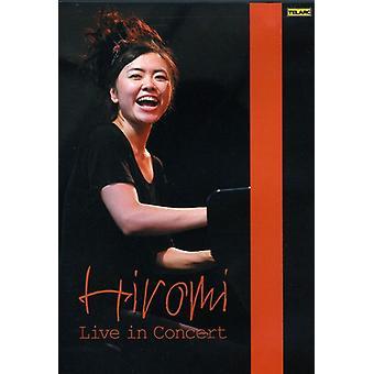 Hiromi - Live i konsert [DVD] USA import