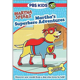 Martha Speaks: Martha's superheld Adventures [DVD] USA importeren