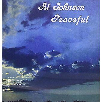 Al Johnson - Peaceful [CD] USA import