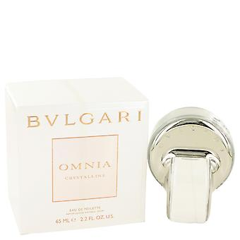Bvlgari Women Omnia Crystalline Eau De Toilette Spray By Bvlgari