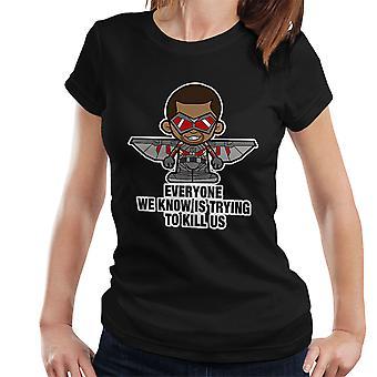 Lil Falcon Everyone Women's T-Shirt