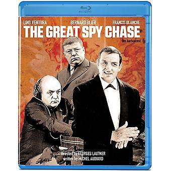 Stor spion Chase (1964) [BLU-RAY] USA importerer