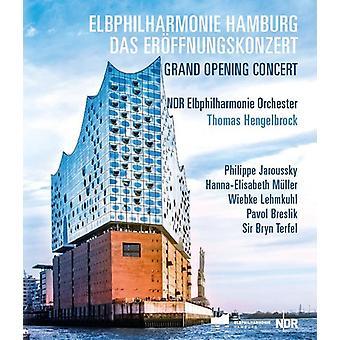 Elbphilharmonie Hamburg [Blu-ray] USA import