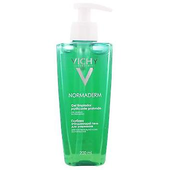 Vichy Normaderm Deep Cleansing Gel (Cosmetics , Facial , Facial cleansers)