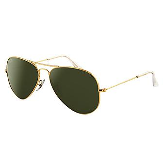 Ray-Ban Aviator Large Metal Arista Mens lunettes de soleil RB3025-L0205-58