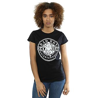 Bad Boy Records Women's Circle Logo T-Shirt