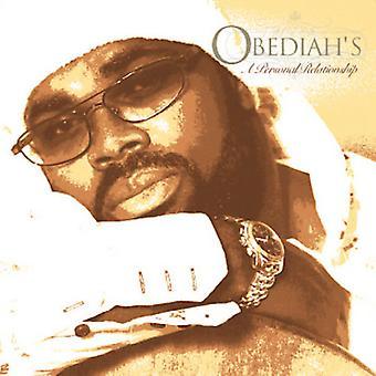 Sean Gilbert - Obediah [CD] USA import