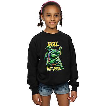 Disney jenter Nightmare før jul Oogie Boogie Dice Sweatshirt