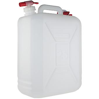 Yellowstone 25L Jerry Can with Tap and Carry Handle