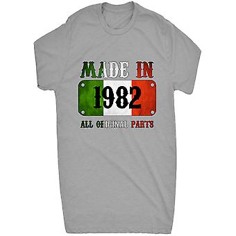 Renowned Made in Italy in 1982 All Original Parts